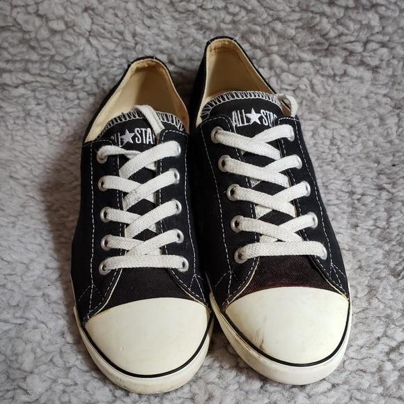 Converse All Star Light Skimmer Black sz 9M women